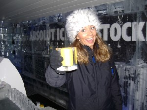 Cruise Guide: Red-Hot Swedish Icebar Sizzles