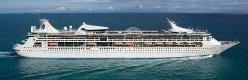 Aerial Enchantment of the Seas