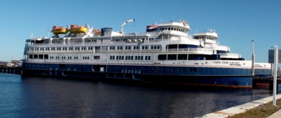 Alegria and her twin sister ship Valencia are brand-new ships that were built in 2001 and never sailed due to the cruise line canceling the order. Both ships are now undergoing renovation. Completion is expected this spring.