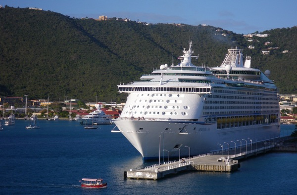 In Port Today: St. Thomas