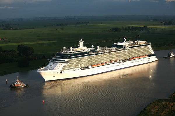Ship Review: Celebrity's newest ship, Equinox, officially sets sail