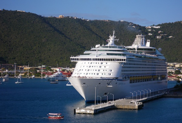 The world's top cruise ships will soon be ushering in the 2010 Caribbean season. The Caribbean is the top cruise ship destination in the world. Photo by Michael Coleman.