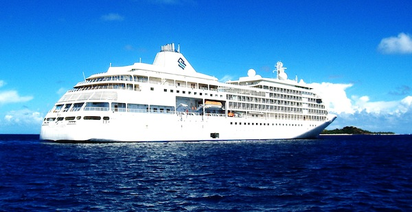 The 382-guest Silver Shadow will be offering a 30-day circumnavigation of Australia in 2011. The ship's parent, Silversea Cruises, has just unveiled itineraries for 2011 aboard Shadow, Cloud, Spirit, Whisper and Wind. Photo by Michael Coleman