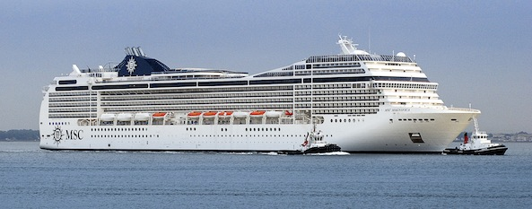 MSC Magnifica completes her sea trials – will be christened on March 6