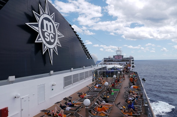 Ship Review: Beauty and entertainment highlight MSC Poesia