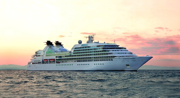 Seabourn Sojourn poised for debut