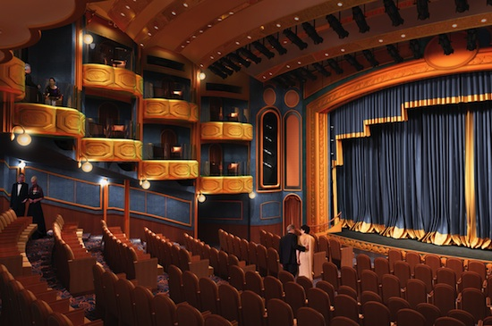 Queen Elizabeth Theatre Company to debut on Cunard's new ship