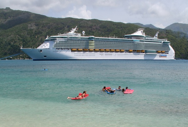 Royal Caribbean ships set for makeovers