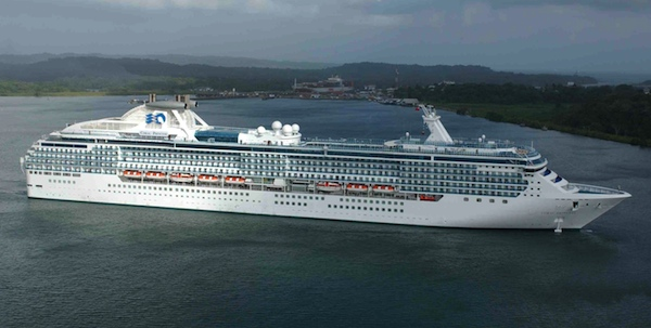 Princess to offer an expanded Panama Canal experience