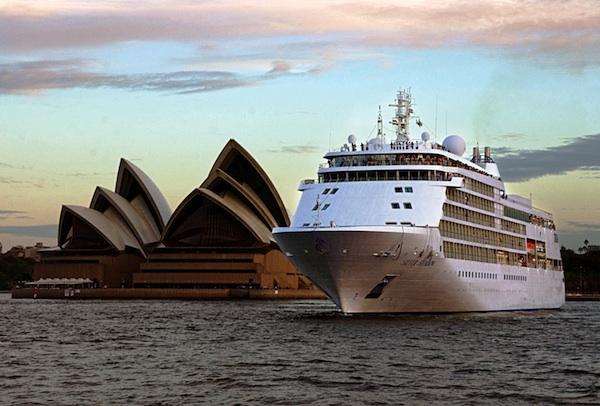 Silver Shadow to circumnavigate Australia