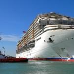 The Magic of Carnival cruise ship construction