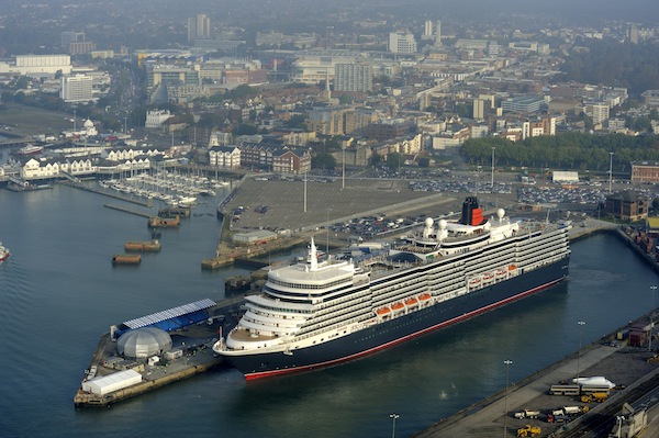 Cunard launches Queen Elizabeth