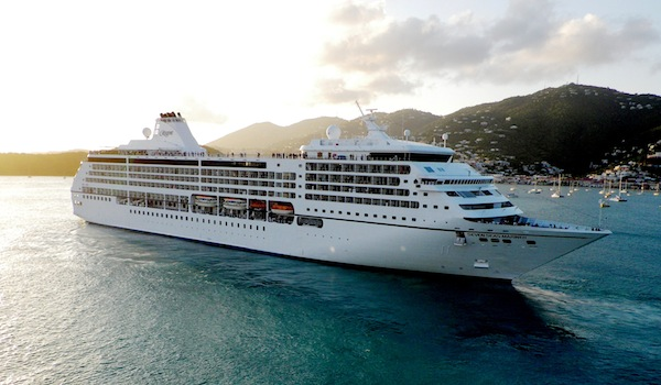 Poll: Crystal, Regent, Seabourn deemed world's best