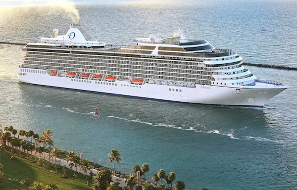 Oceania Cruises unveils stately Marina