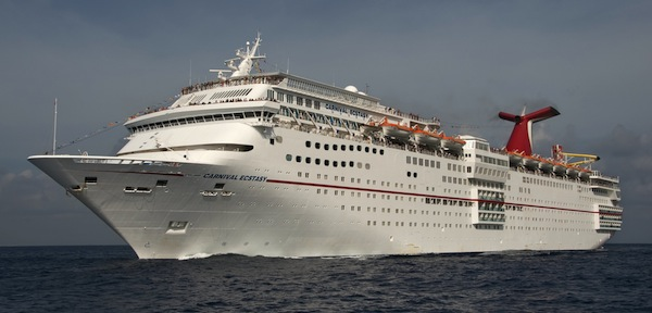 Carnival bolsters Canaveral sailings