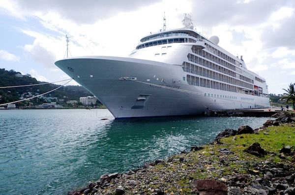 Silver Whisper pegged for 2012 world cruise