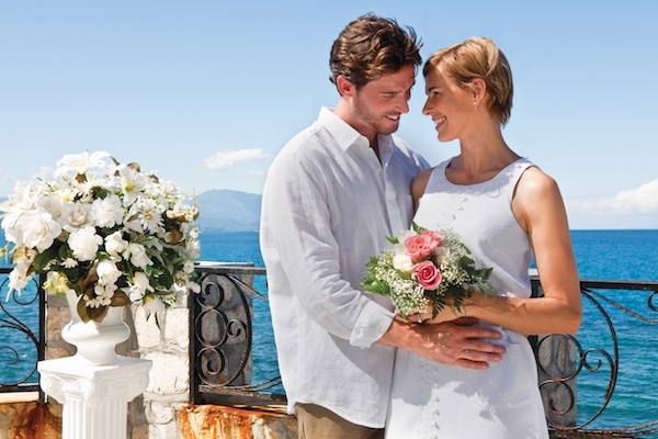 Cruise lines celebrating the royal wedding at sea