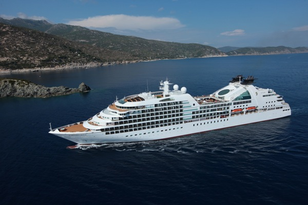 Three's A Charm: Seabourn Quest Debuts