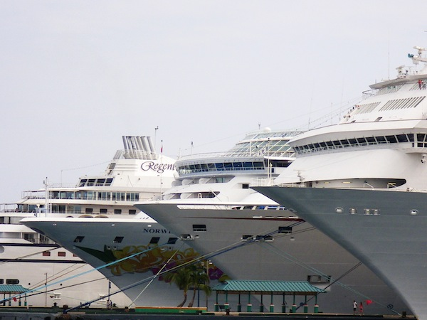 Survey Said: Cruise industry enjoyed stellar 2010