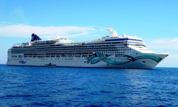"Norwegian Jade epitomizes ""Freestyle Cruising'' concept"