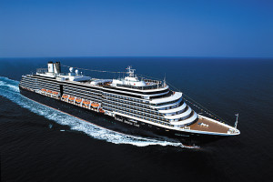 Holland America returns to Australia and South Pacific