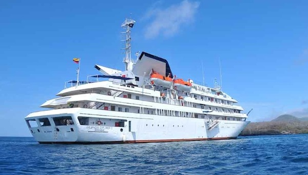 Silversea buys the Galapagos Explorer II, will be refurbished and renamed