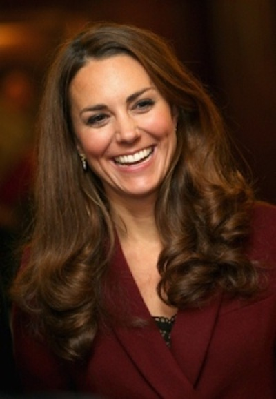 Her Royal Highness The Duchess of Cambridge Photo Courtesy of Princess Cruises