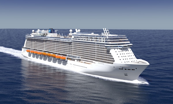 Second Breakaway Ship Announced